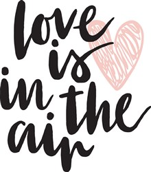 Love In The Air Print Art
