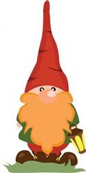 The Gnome Print Art