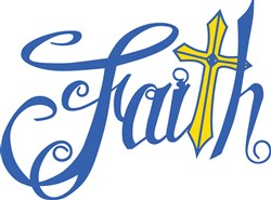 Faith Print Art