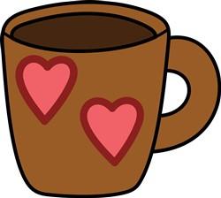 SMALL COFFEE CUP Print Art