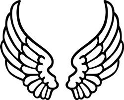 ANGEL WINGS Print Art