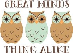 Great Minds Print Art