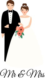Mr & Mrs Print Art