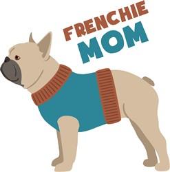 Frenchie Mom Print Art