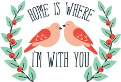 Im With You Print Art