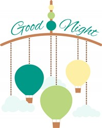 Good Night Print Art