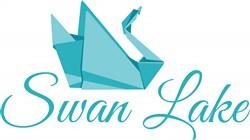 Swan Lake Print Art