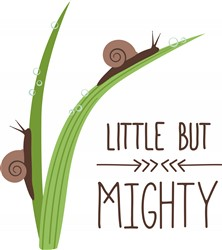 Little But Mighty Print Art