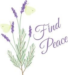 Find Peace Print Art