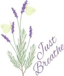 Just Breathe Print Art