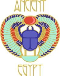Ancient Egypt Print Art