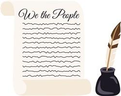 We The People Print Art