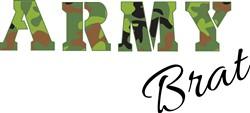 Army Brat Print Art