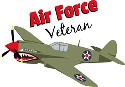 Air Force Veteran Print Art