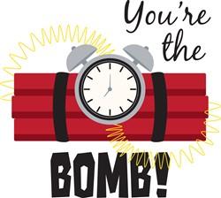 Youre The Bomb Print Art