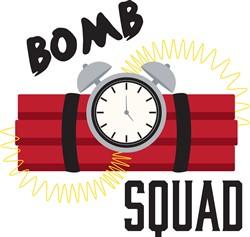 Bomb Squad Print Art
