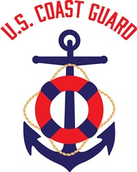 US Coast Guard Print Art