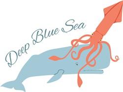 Deep Blue Sea Print Art