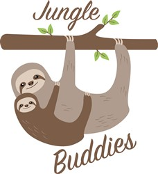 Jungle Buddies Print Art