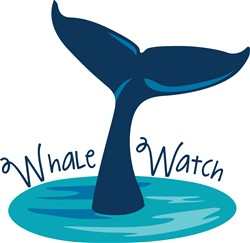 Whale Watch Print Art