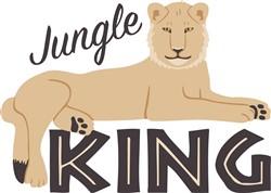 Jungle King Print Art