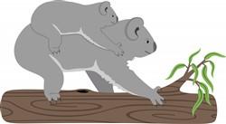 Koala Bears Print Art