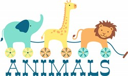 Animals Print Art