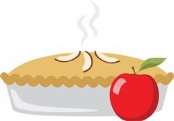 Apple Pie Print Art