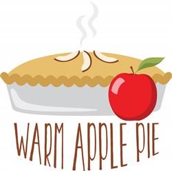 Warm Apple Pie Print Art