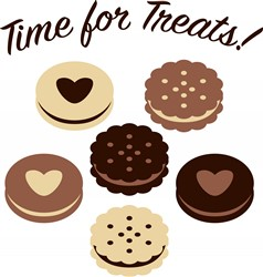 Time For Treats Print Art