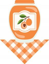 Apricot Jam Print Art