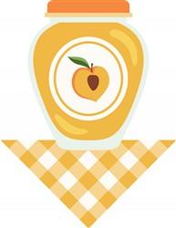 Peach Jam Print Art