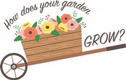 Garden Grow Print Art
