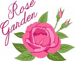 Rose Garden Print Art