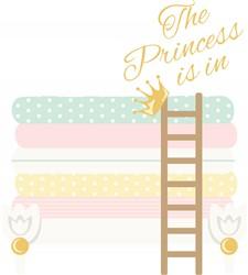 Princess Is In Print Art
