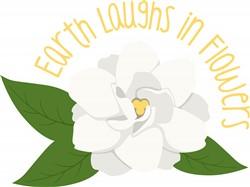 Earth Laughs In Flowers Print Art