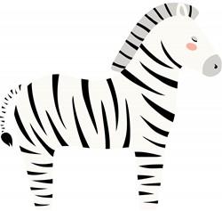 Zebra Print Art