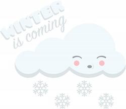 Winter Is Coming Print Art