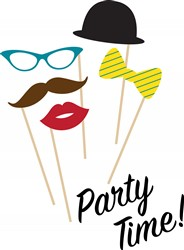 Party Time Print Art