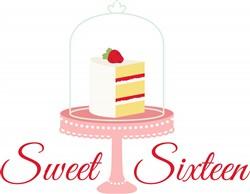 Sweet Sixteen Print Art