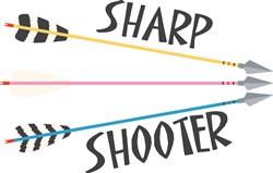 Sharp Shooter Print Art