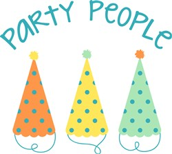 Party People Print Art