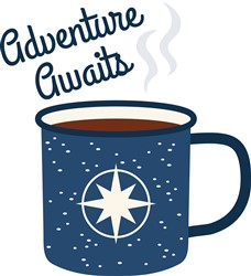 Adventure Mug Print Art