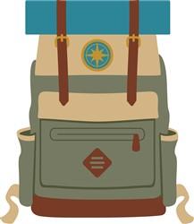 Backpack Print Art