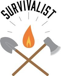 Survivalist Print Art