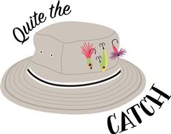 The Catch Hat Print Art