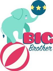 Big Brother Print Art
