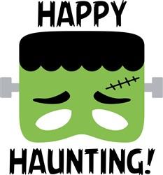 Happy Haunting Print Art