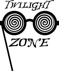 Twilight Zone Print Art