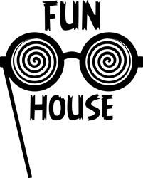 Fun House Print Art